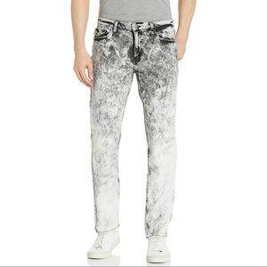 Levi's 32 x 32 511 Slim Pant Black Blizzard